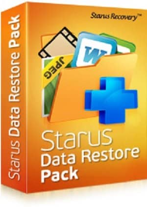 Starus Data Restore Pack v3.5 Crack with Serial Key 2021 Download