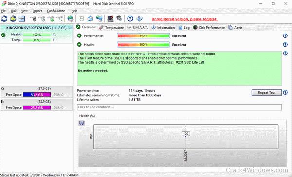 Hard Disk Sentinel Pro Crack With Serial Key Download1