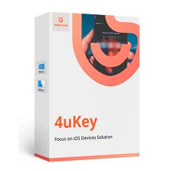 Tenorshare 4uKey Crack 2.4.2.4 + Free Serial Code Download [Latest]