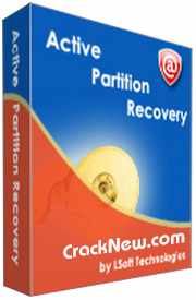 Active Partition Recovery Ultimate 21.0.3 Crack