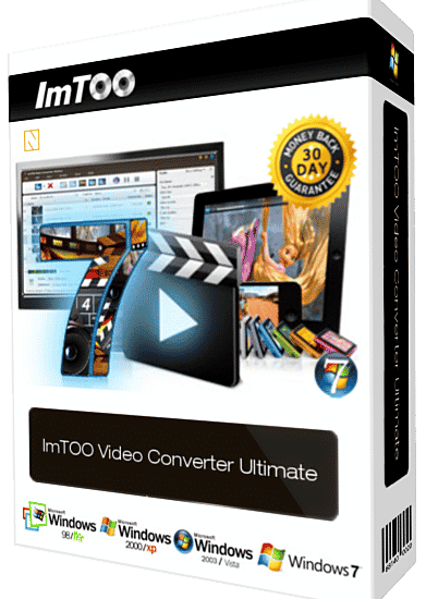 ImTOO Video Converter Ultimate Crack Plus Activation Key Free Download