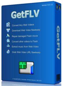 GetFLV Pro 31.0101.0132 Crack + Serial Keygen Download 2022 [Latest]